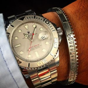 7D Line Sport and Rolex Yacht-Master
